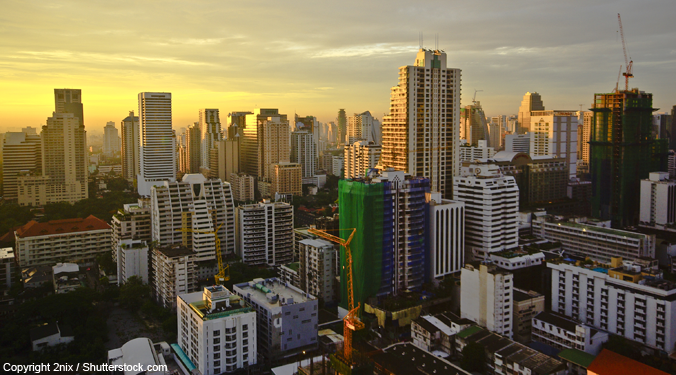 No, urbanization does not inevitably improve a country's economy