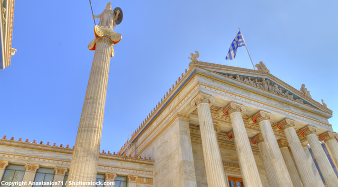 From crisis to success: how Greeks won because they had 'nothing to lose'