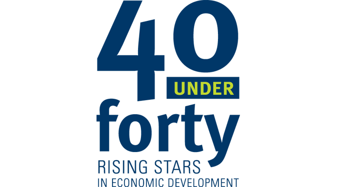 "DCI has announced the first ever ""40 Under 40"" award winners in economic development"