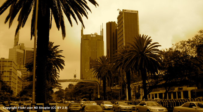 Why Nairobi is attracting social enterprise startups