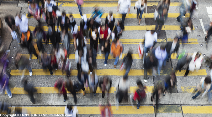 4 Benefits of a walkable city