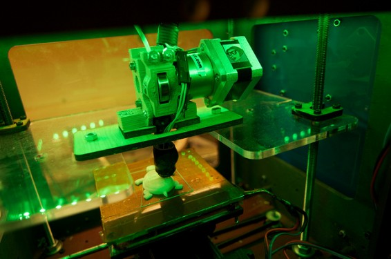 How 3D printing is set to shake up manufacturing supply chains