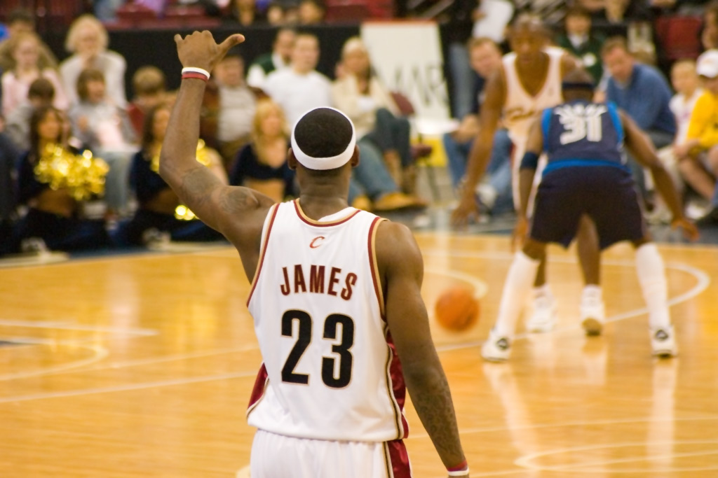 Why repatriates (like LeBron James) are good for communities