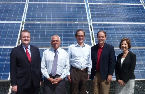FAU and Technology Business Incubator join FPL on New Solar Energy Study