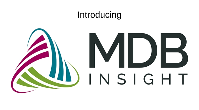Millier Dickinson Blais is now MDB Insight