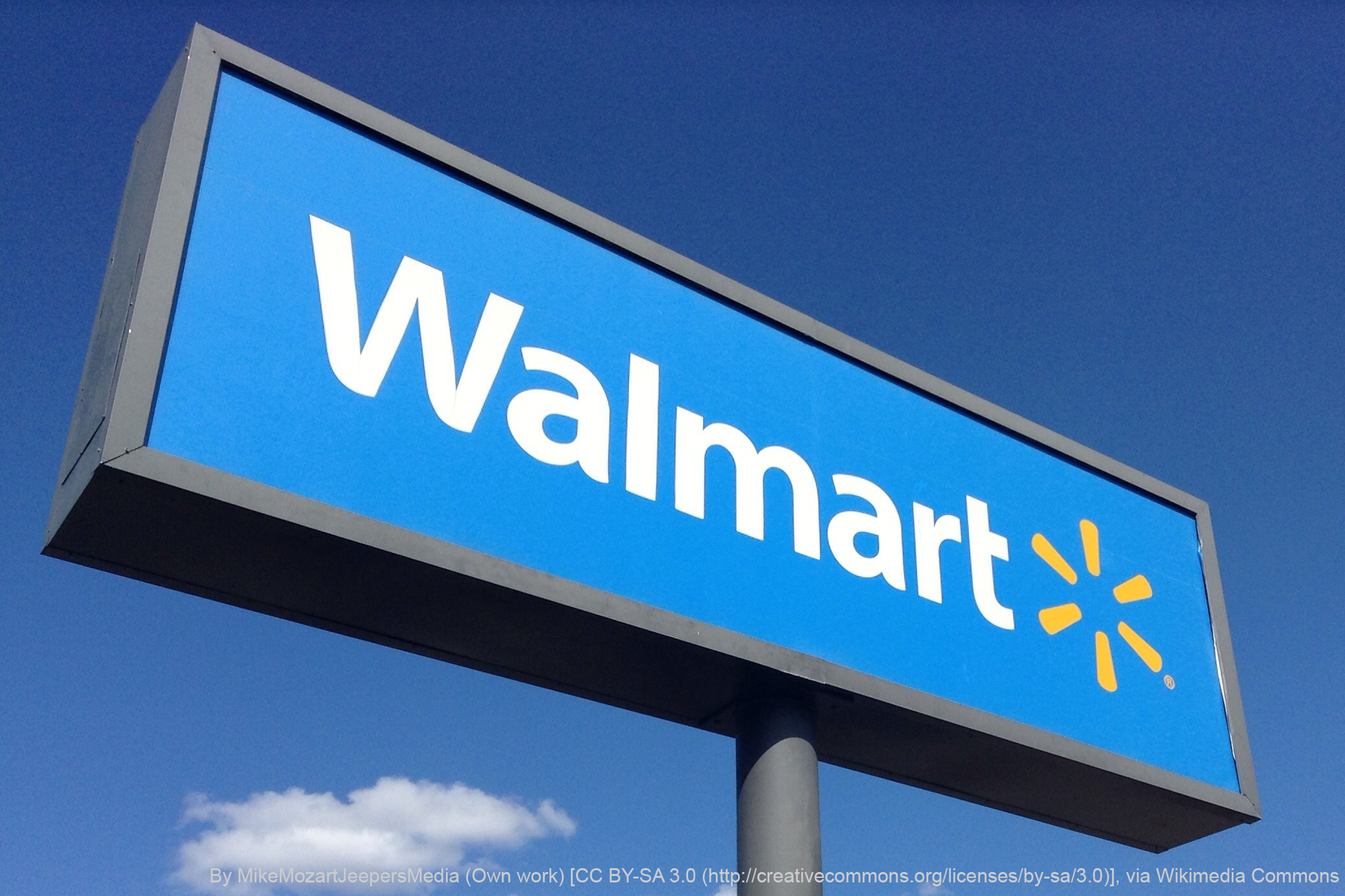The Higher ED Blog: A new Walmart is not going to help your local businesses