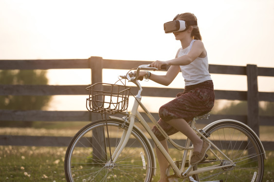 Virtual Reality in the Workplace
